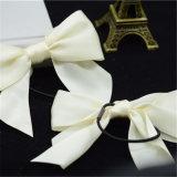 Vor-Gebildeter Farbband-Geschenk-Bogen mit elastischer Schleife für Geschenk verzieren