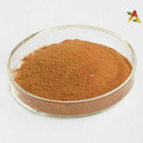 Polvo cosmético natural CAS de Glabridin de la materia prima del 100%: 59870-68-7
