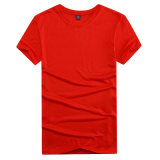 Hot Sale Polyest Custom 100% Coton T-Shirt de sport