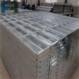 Plancia d'acciaio della plancia dell'armatura galvanizzata 250*50*2000 per costruzione