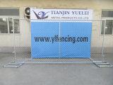 Изготовленный на заказ загородка PVC для напольных, стальных усовиков, гальванизированной трубы и ограждать безопасности сетки, новой загородки ковки чугуна конструкции