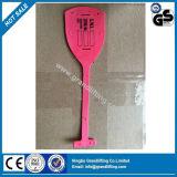 Heiße verkaufende rosafarbene Plastikwarnschildchen