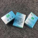 Agujas estéril disponibles de la acupuntura de la maneta del acero inoxidable sin el tubo
