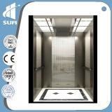 ختم مرآة [ستينلسّ ستيل] مقصور مسافر مصعد