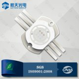 Conveniente Aplicación Epileds chip 620-630nm LED rojo 1W