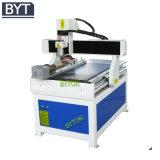 Fazendo a router do CNC de China do dinheiro fácil a máquina de cinzeladura de madeira