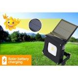 携帯用太陽エネルギー再充電可能なライトLED球根の屋外のキャンプのヤードランプ