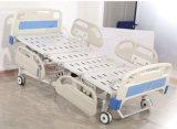 Cama de hospital elétrica de cinco funções intensiva