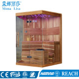 3-5 شخص فائرة تصميم إستعمال وحيدة خشبيّة جافّ [سونا] غرفة ([م-6037])