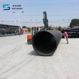 Sn8 Sn12.5 Sn16 Stahlband verstärktes gewundenes HDPE 1000mm gewölbtes Rohr