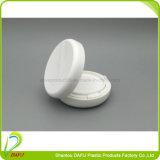 De ronde Compacte Kosmetische Verpakking van de Vorm met Spiegel