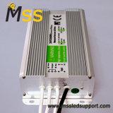 Impermeável ao ar livre 200W 12V 24V LED fino com marcação RoHS da fonte de alimentação