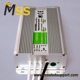 Impermeable al aire libre 200W 12V 24V Alimentación LED Slim con Ce RoHS