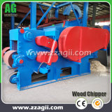 système hydraulique de sortie élevé bois électrique Shredder Chipper