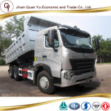 Caminhão Basculante HOWO A7 Caminhão Basculante Caminhão Basculante usado para venda 8X4