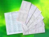 Document het Zonder koolstof van het Document van het Exemplaar van de Houtpulp van 100% NCR