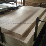 Roble rojo, ceniza, madera contrachapada del color rojo Okume/Bingtang