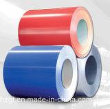 PPGI PPGL Prepainted оцинкованной стали с полимерным покрытием катушки зажигания