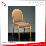 Presidenza comoda di sedili dei bistrot di modo del portico modellata tessuto dell'hotel (BC-186)