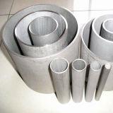 Pijp van het Roestvrij staal van ASTM A312 Tp321/Tp321h de Naadloze