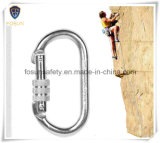 Promotionnel Ce Certificate Rock Carabiner / High Security