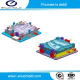 De professionele AutoVorm Van uitstekende kwaliteit van de Injectie van de Console van de Versiering van Componenten Zij Plastic met de Plastic Bewerkende Dienst van de Vorm