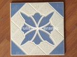 Стеклянные стены Screenprint керамическими плитками на полу