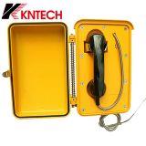 Kntech Knsp-03 Telefone Exterior de emergência especial serviço telefónico à prova de água