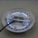 Nuevo producto lleno de epoxi de alta calidad en la pared de la luz de la piscina, Piscina luz