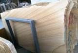 普及した2016熱い販売法のチークの木製の砂岩、販売のための砂岩平板
