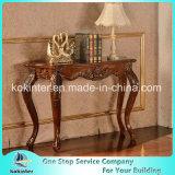 Tabela da entrada da madeira contínua/carvalho dos gabinetes/vidoeiro/tabela de madeira de borracha da corrediça