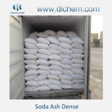 Bom fornecedor para a cinza de soda densa