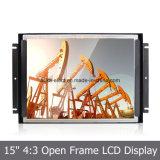"""Монитор открытой рамки LCD 15 экрана касания """" для промышленного управления"""