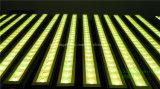 DMX 512 IP65 24*10W impermeabile esterno RGBW 4 in 1 barra della rondella della parete del LED