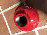 FM UL pintado excéntrico roscados los adaptadores reductores para la lucha contra incendios
