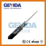 24 Sm de base à l'extérieur du câble à fibre optique