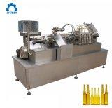 Botão Automático de Controle 2 ml de vidro Cosméticos Ampule máquina de enchimento