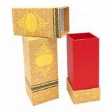 Commerce de gros cadeau personnalisé de haute qualité de carton Boîte avec couvercle