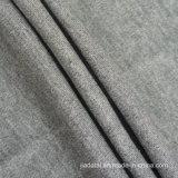 Katoenen Melange van Elastane de Grijze Elastische Stof van de Beenkappen van de Compressie