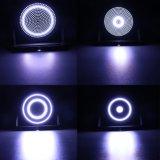 468 pcs potentes equipos de la etapa de LED redonda de la barra de DJ Luz estroboscópica