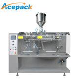 Preenchimento do formulário horizontal de promoção de vendas de máquinas de embalagem de vedação com certificado CE