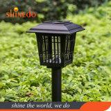 3-Weg installatie UV/LED Solar Mosquito Killer Lamp voor Tuin