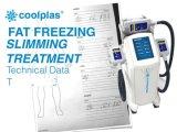 Cryolipolysis Coolsculpting機械を細くする脂肪細胞ボディ溶けるキャビテーションをフリーズする脂肪質のフリーズのCoolplasの真空のCryotherapyの脂肪