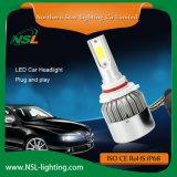 H11 Phare à LED de Base H1 H7 H11 9005 9006 voiture Auto Projecteur à LED