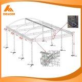 Im Freienkonzert-Binder, Aluminiumbinder-Dach-System (ST08)