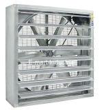 Sistema refrigerando de exaustor da ventilação para industrial/estufa