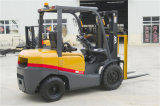 Diesel van de Verschijning 3.5ton van Tcm Vorkheftruck met Japanse Motor voor Verkoop
