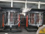 schmelzender Ofen der Mittelfrequenzinduktions-400kg~22ton/H