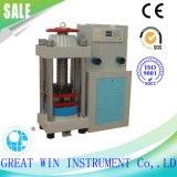 machine de test concrète complètement automatique de force du compactage 2000kn/3000kn (GW-111)