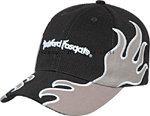 주문 자수는 Burshed 면 선전용 모자 모자 Snapback 모자 자수 야구 모자를 캡핑한다